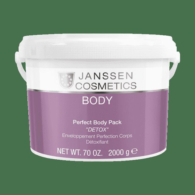 """Janssen, Дренирующее очищающие обертывание с детоксицирущим действием Perfect Body Pack """"Detox"""
