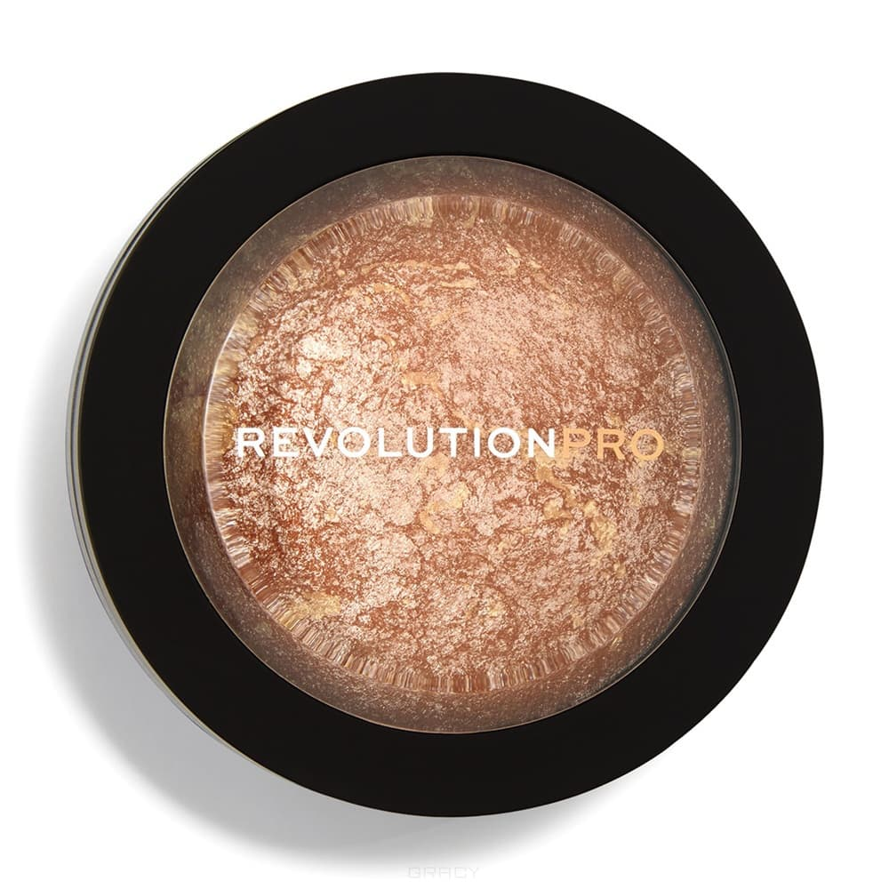 Revolution Pro, Хайлайтер Skin Finish (5 оттенков), 5 мл, 5 мл, Radiance цены