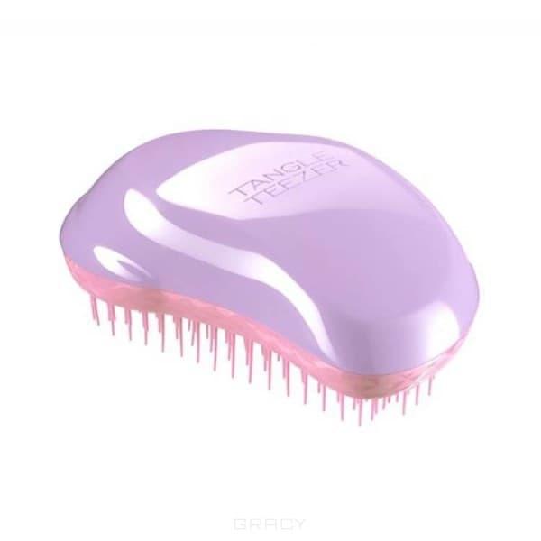 Расческа для волос The Original Christmas Lilac/PinkTangle Teezer The Original Lilac Pink   оригинальная профессиональная расческа для расчесывания волос, которая позволит вам с легкостью всего за одну минуту без рывков и напряжения расчесать мокрые, уязвимые или окрашенные волосы не нарушая структуру волос и не причиняя себе дискомфорта.<br>