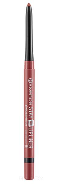 Купить Essence, Водостойкий карандаш для губ Stay 8h Waterproof Lipliner (8 оттенков) Тон 01