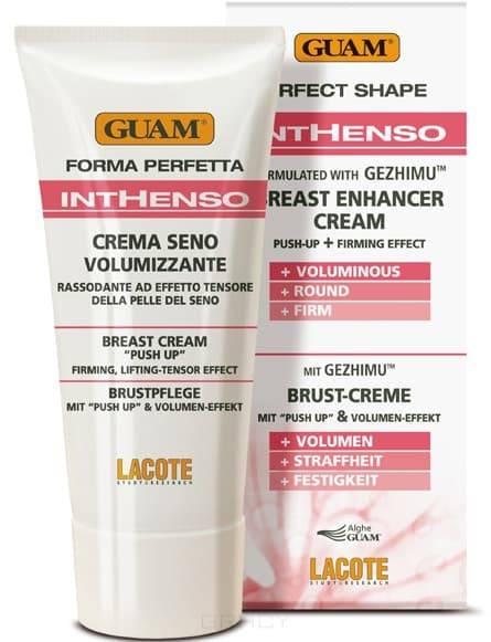 Guam, Крем для увеличения груди  Inthenso, 150 млЛинии антицеллюлитных кремов Crema, Snell, Inthenso, Anticellulite, Alga Stick-Cell<br><br>