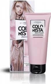 L'Oreal, Бальзам для тонирования Colorista Washout, 80 мл (9 оттенков) 2 розовый