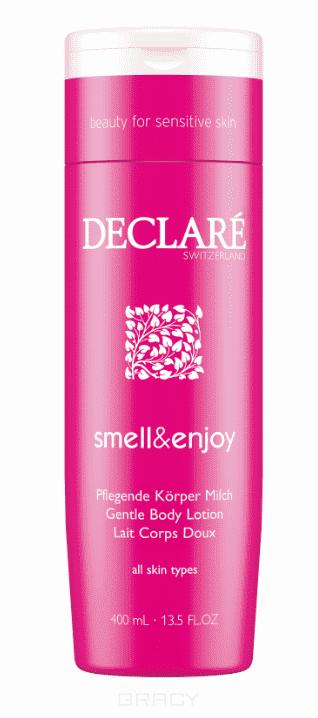 Declare, Деликатный лосьон для тела «Аромат и наслаждение» Smell & Enjoy Gentle Body Lotion, 400 мл naobay ecocert body radiance lotion лосьон для тела сияние 250 мл