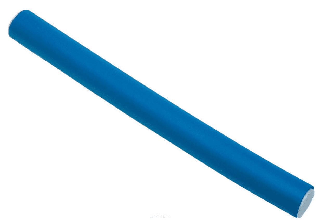 Dewal, Бигуди-бумеранги (5 цветов) Синие d14ммх150мм