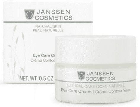 Janssen, Крем для кожи вокруг глаз разглаживающий и укрепляющий Organics janssen разглаживающий и укрепляющий крем для ухода за кожей вокруг глаз 15 мл