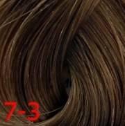 Estel, Краска для волос Princess Essex Color Cream, 60 мл (135 оттенков) 7/3 Средне-русый золотистый /ореховый estel краска для волос princess essex color cream 60 мл 135 оттенков 0 33 желтый