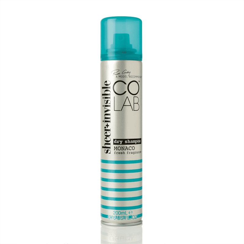 CoLab, Сухой шампунь прозрачный Свежий Fresh, 200 мл colab сухой шампунь прозрачный active 200 мл