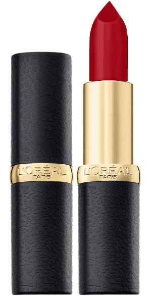 Купить L'Oreal, Помада для губ Color Riche, 4, 5 мл (36 оттенков) № 349 Вишневый шик матовая