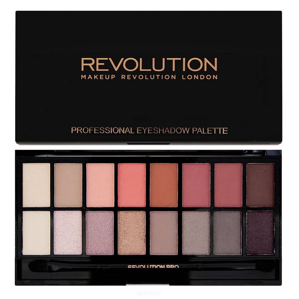 Купить MakeUp Revolution, Палетка для теней New-trals vs Neutrals Palette, 16 гр