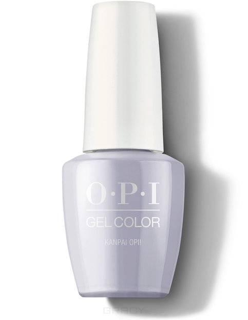 OPI, Гель-лак GelColor, 15 мл (199 цветов) Kanpai OPI! / Tokyo opi гель лак gelcolor 15 мл 95 цветов opi by popular vote