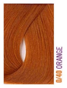 Lakme, Крем-краска для волос тонирующая Gloss, 60 мл (54 оттенка) 0/40 Оранжевый микстон цена