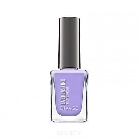 Divage, Лак для ногтей гелевый Nail Polish Everlasting G, 12 мл (25 оттенков) divage nail polish just matt лак для ногтей 5613