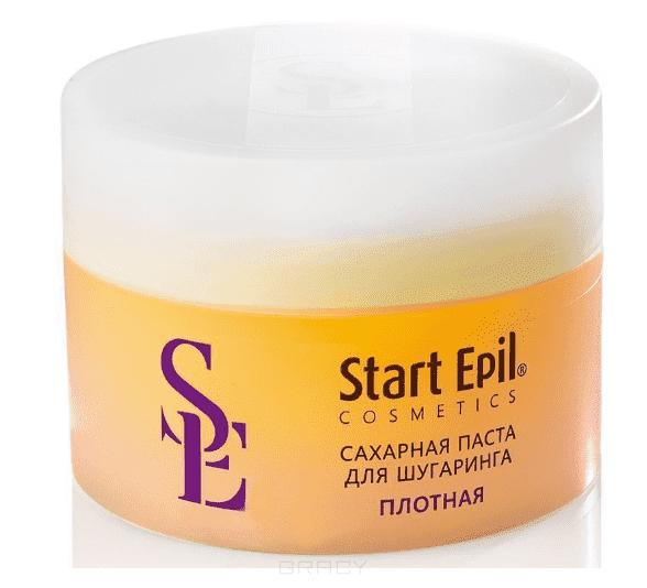 Start Epil, Сахарная паста для депиляции Плотная, 200 гр сахарная паста для депиляции start epil плотная 200 гр