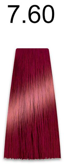 Купить Kaaral, Стойкая безаммиачная крем-краска с гидролизатами шелка Baco Soft Ammonia Free, 60 мл (42 оттенка) 7.60 красный блондин