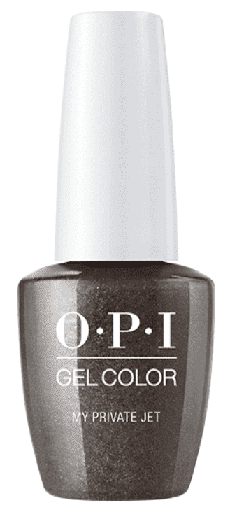 OPI, Гель-лак GelColor, 15 мл (95 цветов) My Private Jet