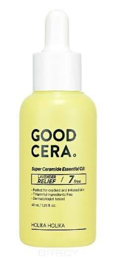 Good Cera Super Ceramide Essential Oil Универсальное масло питательное, 40 мл Холика Холика интенсивно увлажняющий бальзам карандаш для губ holika holika good cera super ceramide lip oil stick