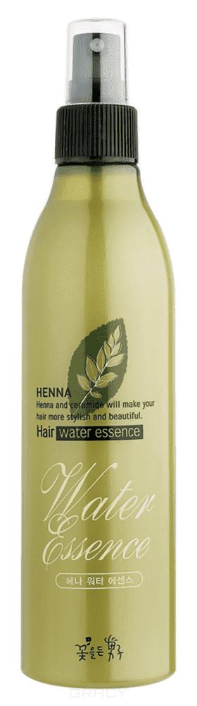Henna Hair Water Essence Увлажняющая эссенция для укладки волос, 300 мл увлажняющая эссенция для волос missha procure damage clinic hair essence
