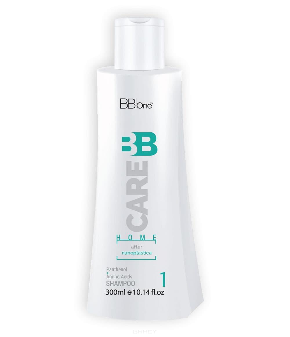 BB One, Безсульфатный шампунь после кератинового выпрямления BB Care after Nanoplastica BBOne , 300 мл bb one рабочая тетрадь bb one