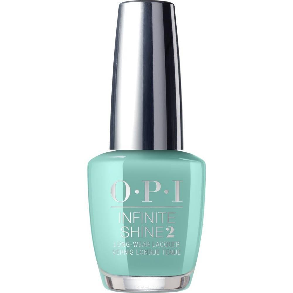 OPI, Лак с преимуществом геля Infinite Shine, 15 мл (237 цветов) Verde Nice to Meet You / Mexico City  - Купить