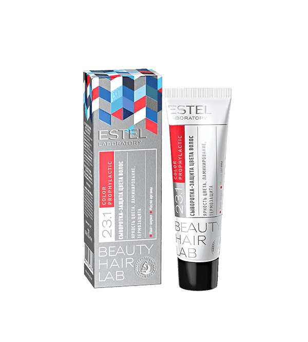 Купить Estel, Beauty Hair Lab Сыворотка-защита цвета волос Эстель, 30 мл