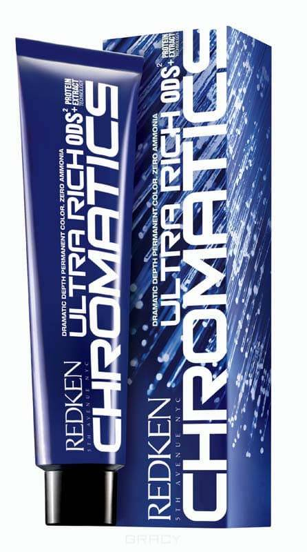 Купить Redken, Краска для волос без аммиака Chromatics Ultra Rich, 60 мл (26 оттенков) 6.31 GB