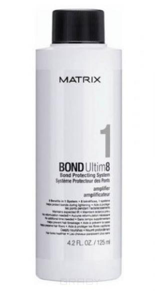 Matrix, Концентрат для защиты волос во время окрашивания Bond Ultim8 Шаг 1, 125 мл