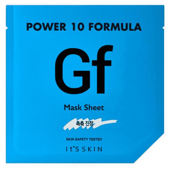 Тканевая маска Пауэр 10 Формула, увлажняющая Power  Formula Mask Sheet GF, 25 мл