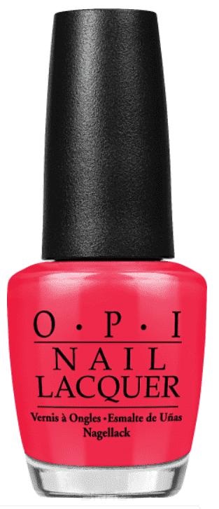 OPI, Лак для ногтей Nail Lacquer, 15 мл (275 цветов) Opi Red / Classics opi лак для ногтей nail lacquer 15 мл 214 цветов chocolate moose classics