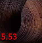 Купить Kaaral, Стойкая крем-краска для волос ААА Hair Cream Colourant, 100 мл (93 оттенка) 5.53 светлый махагоново-золотистый каштан