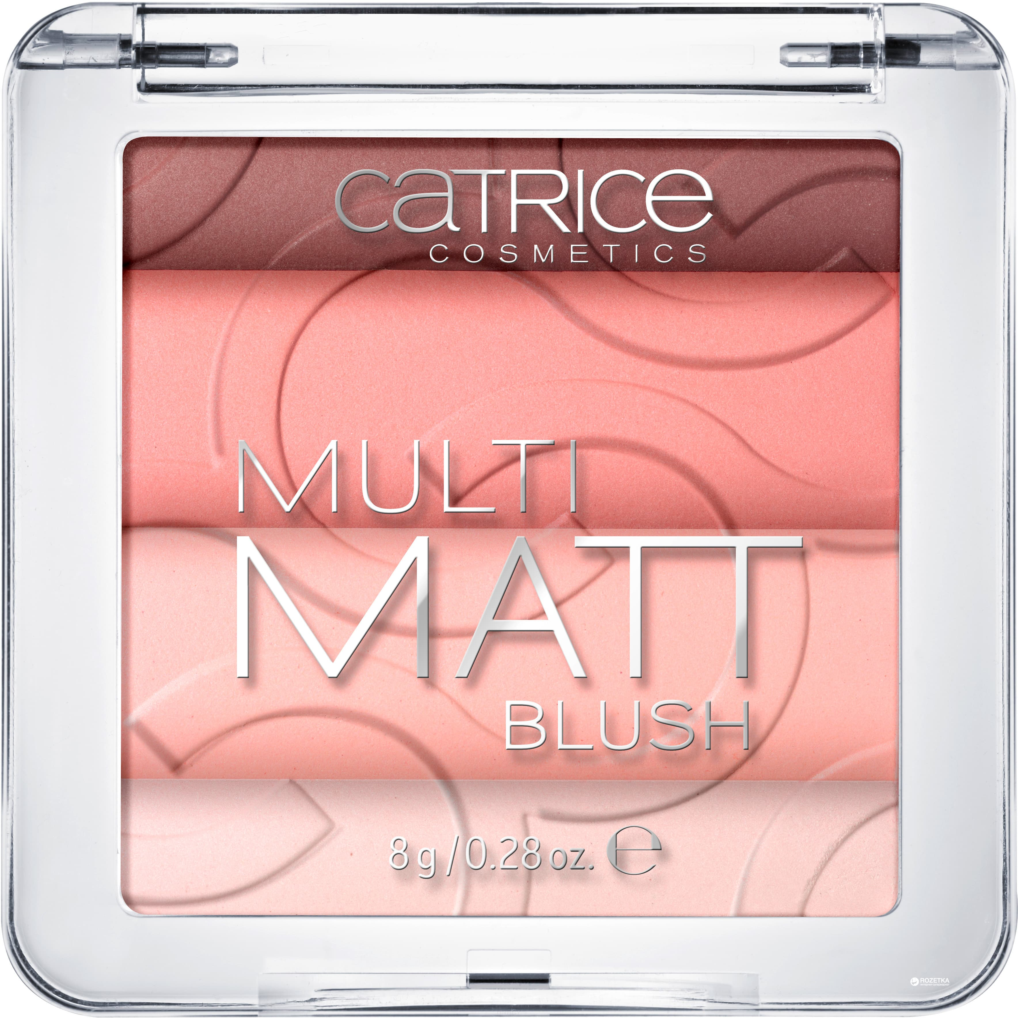 Купить Catrice, Румяна Multi Matt Blush, 8 гр (2 оттенка)