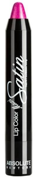 Absolute New York, Помада-карандаш для губ Maxi Satin Lip Crayon (15 тонов) Fuchsia