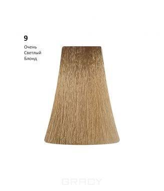Купить BB One, Перманентная крем-краска Picasso Colour Range без аммиака (76 оттенков) 9Very Light Blond/Очень Светлый Блонд