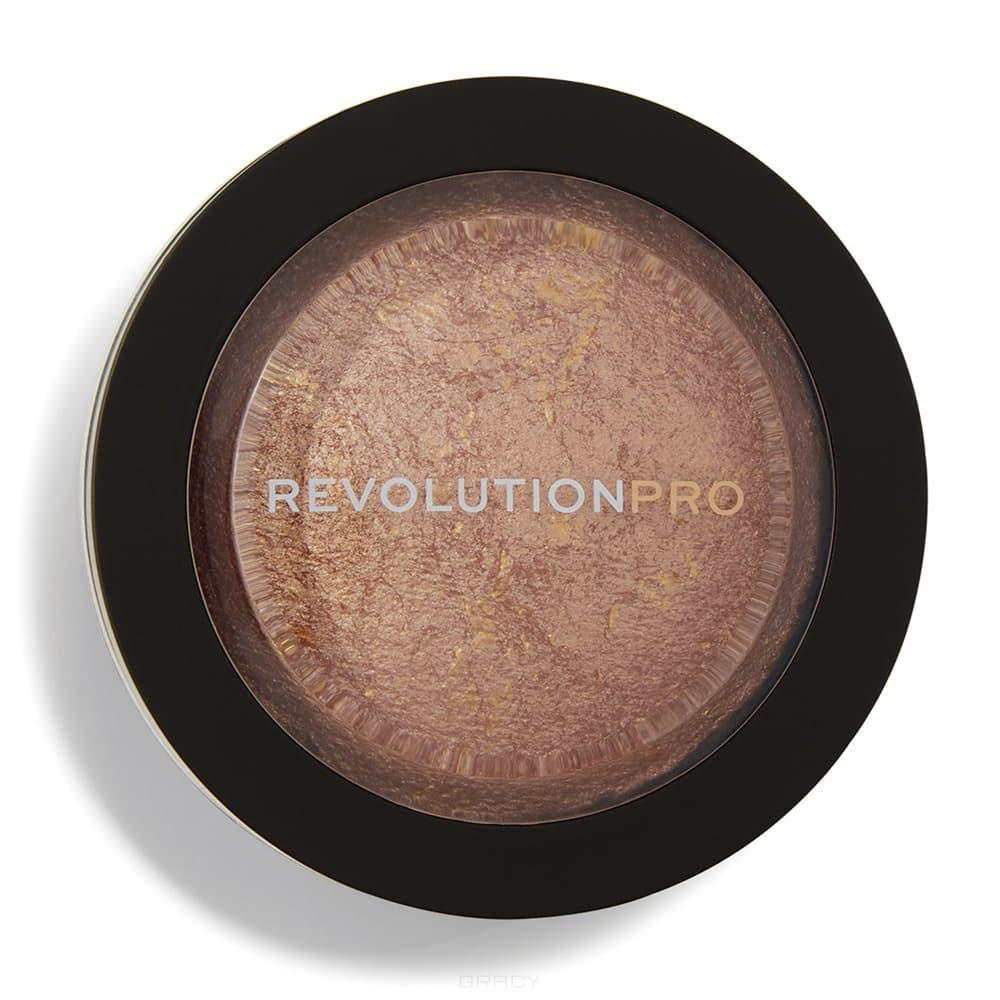 Revolution Pro, Хайлайтер Skin Finish (5 оттенков), 5 мл, 5 мл, Lustrous цены