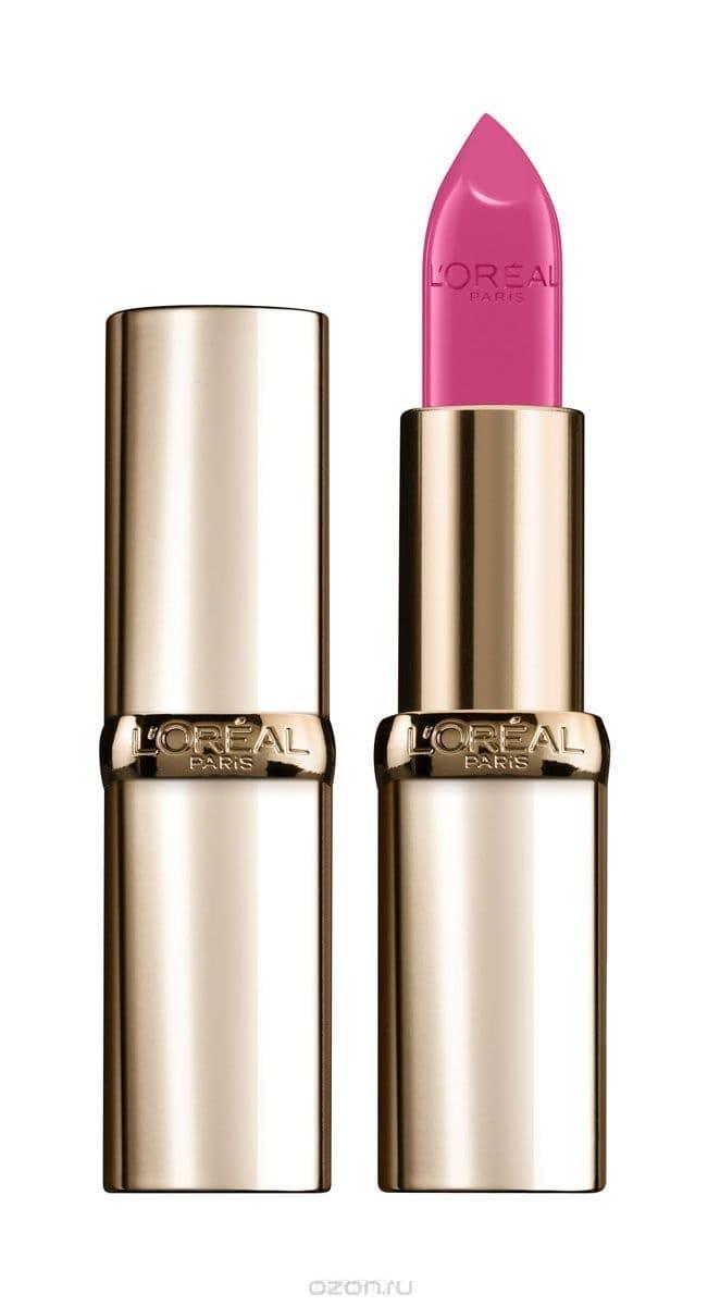 LOreal, Помада для губ Color Riche, 4,5 мл (26 оттенков) № 134 Щеголять в розовомДля губ<br><br>