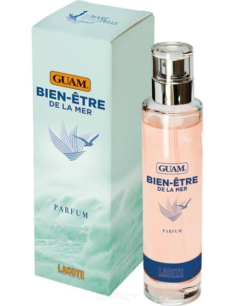 Guam, Парфюмерная вода De la Mer Bien-Etre, 50 млDe la Mer, Profumo Naturale - парфюмированные линии с феромонами-релизерами<br><br>