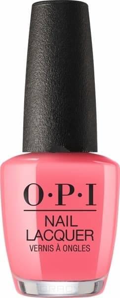 OPI, Лак для ногтей Nail Lacquer, 15 мл (214 цветов) Spice of Peruvian Life / Peru opi лак для ногтей classic nlw60 squeaker of the house 15 мл