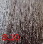 Купить Kaaral, Крем-краска для волос Baco Permament Haircolor, 100 мл (106 оттенков) 8.10 светло-пепельный блондин