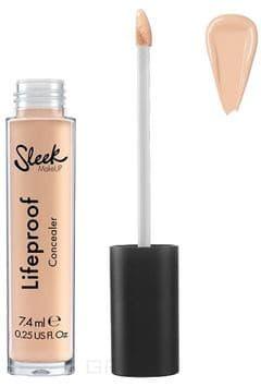 Sleek MakeUp, Консилер Lifeproof Concealer (4 оттенка), 7,4 мл, 7,4 мл, тон Flat White 1224 фото