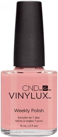 CND (Creative Nail Design), Винилюкс Профессиональный недельный лак VINYLUX™ Weekly Polish (54 оттенка) 15 мл # 263 (Nude Knickers) cnd 237 лак недельный для ногтей pink leggins vinylux new wave collection 15мл