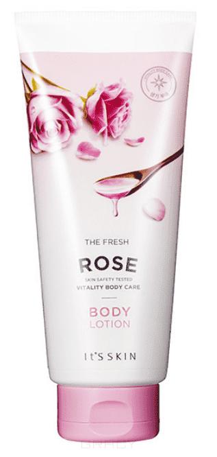 It's Skin, Лосьон для тела Зе Фреш, роза The Fresh Rose Body Lotion, 250 мл лосьон лосьон the sampar sampar 100ml