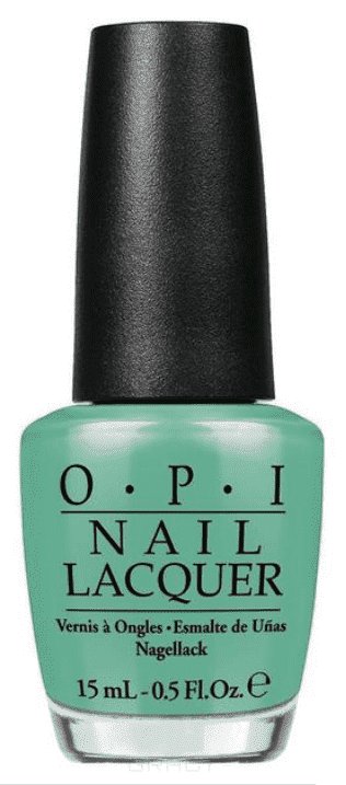 OPI, Лак для ногтей Nail Lacquer, 15 мл (214 цветов) My Dogsled Is A Hybrid / Classics