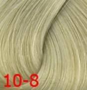 Estel, Краска для волос Princess Essex Color Cream, 60 мл (135 оттенков) 10/8 Светлый блондин жемчужный/ жемчужный лед estel estel princess essex краска для волос 10 34 светлый блондин золотисто медный шампань 60 мл