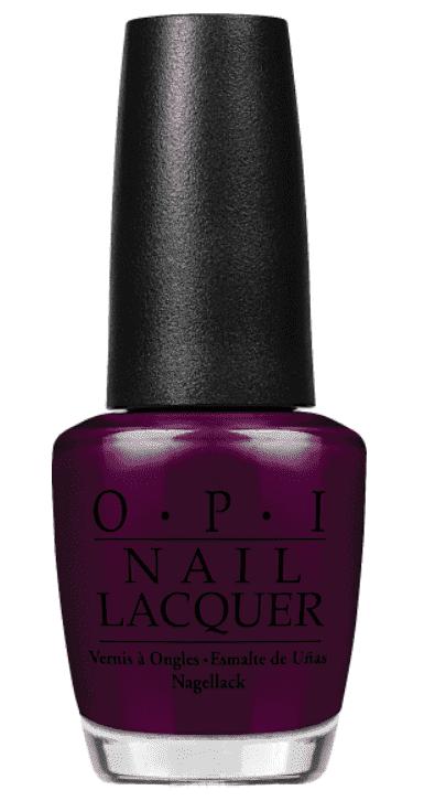 OPI, Лак для ногтей Classic, 15 мл (106 цветов) Black Cherry Chutney opi лак для ногтей classic 15 мл 106 цветов two timing the zones