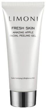 Купить Limoni, Отшелушивающий гель-скатка для лица с яблоком Fresh Skin Amazing Apple Facial Peeling Gel, 100 мл