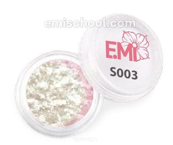 Купить E.Mi, Жидкая слюда (3 оттенка), 1 шт, розовая