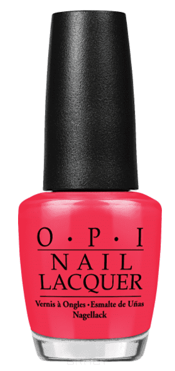 OPI, Лак для ногтей Classic, 15 мл (156 цветов) Red My Fortune Cookie opi лак для ногтей nail lacquer nutcracker 2018 15 мл 15 цветов toying with trouble