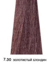 Купить Kaaral, Стойкая безаммиачная крем-краска с гидролизатами шелка Baco Soft Ammonia Free, 60 мл (42 оттенка) 7.30 золотистый блондин