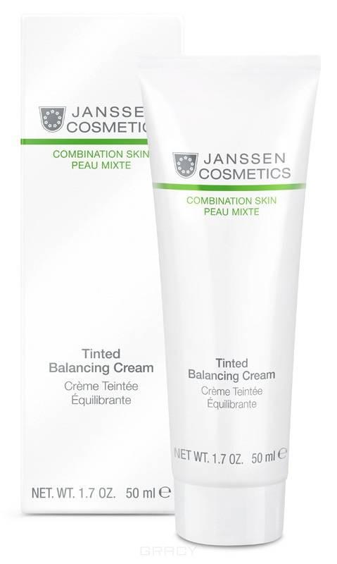 цена на Janssen, Балансирующий крем с тональным эффектом Tinted Balancing Cream, 50 мл