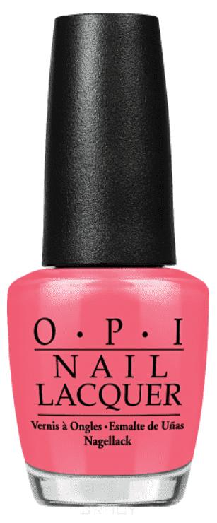все цены на OPI, Лак для ногтей Classic, 15 мл (156 цветов) Elephantastic Pink онлайн