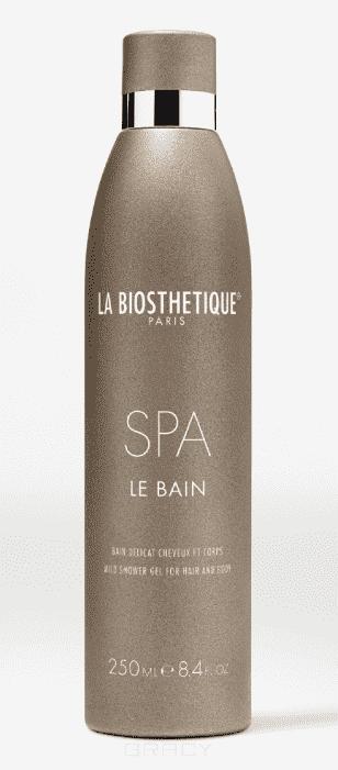 Купить La Biosthetique, Мягкий освежающий велнес гель-шампунь для тела и волос SPA Line Spa Le Bain, 60 мл
